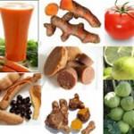 Sehat dengan buah dan umbi