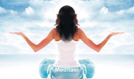 Detoks Pikiran Dengan Meditasi